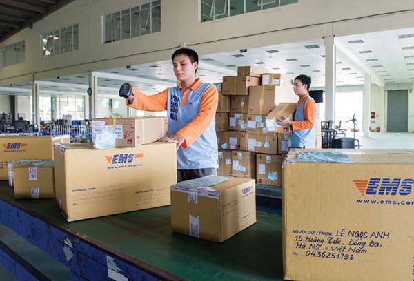 Đơn vị giao hàng EMS hỗ trợ giao hàng trong và ngoài nước nhanh chóng
