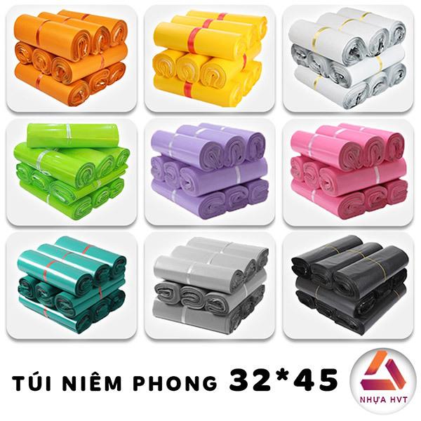 Túi đóng gói hàng của nhựa HVT được nhiều khách hàng lựa chọn và tin dùng