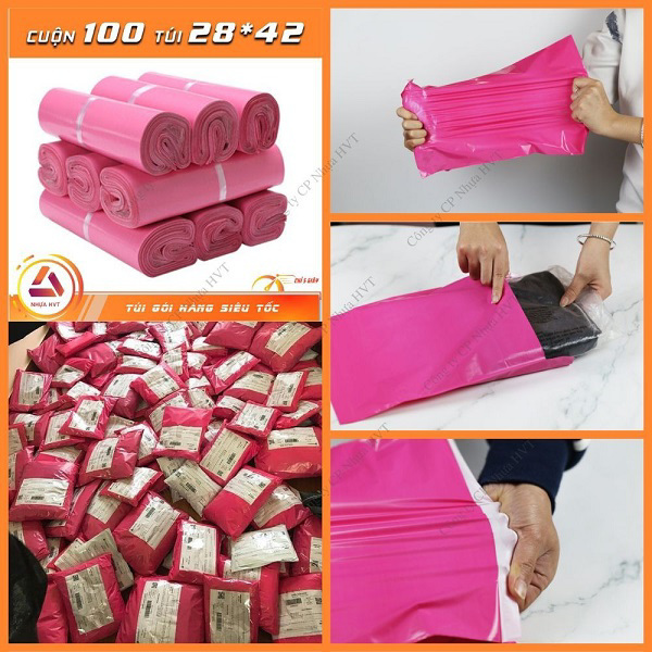 Sử dụng túi của nhựa HVT để đóng gói quần áo trẻ em