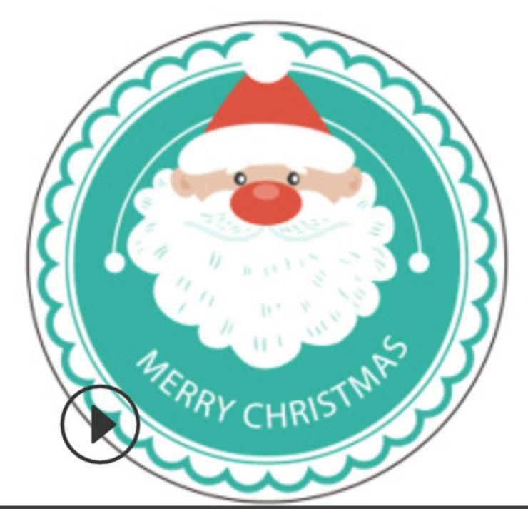 Bộ Sticker quà tặng