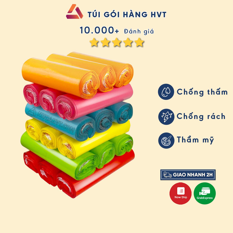 Túi gói hàng có 13 màu đa dạng