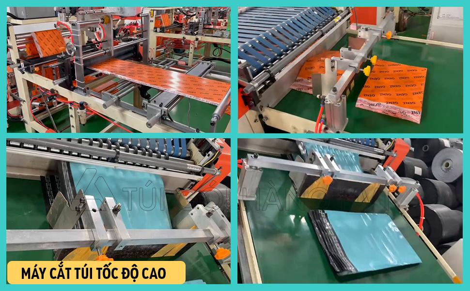 Nhà máy sản xuất túi gói hàng uy tín