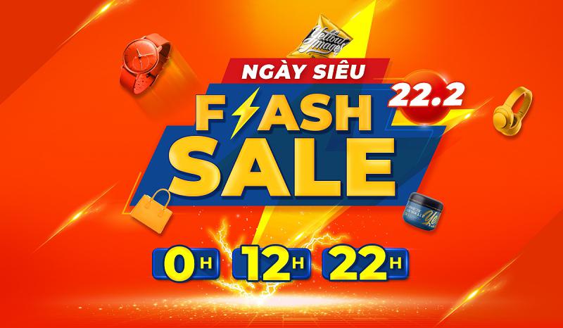 Tận dụng chương trình flash sale trên shopee
