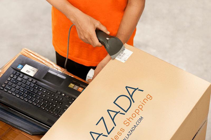 đóng gói hàng hóa chuyên nghiệp khi bán hàng lazada