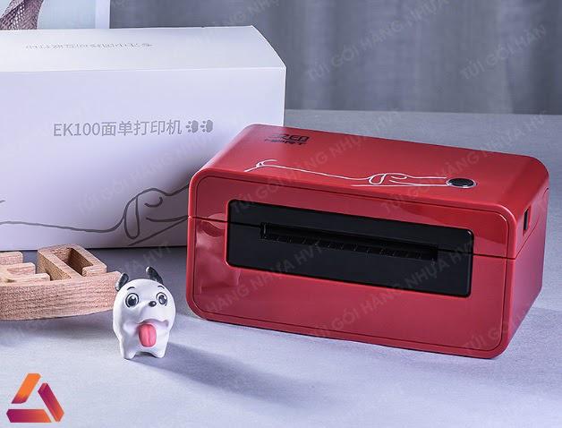 máy in nhiệt EK100