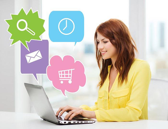 nhắn tin khi kinh doanh bán hàng online