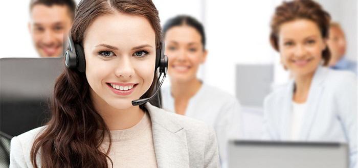 giao tiếp qua điện thoại - hình thức kinh doanh online phổ biến
