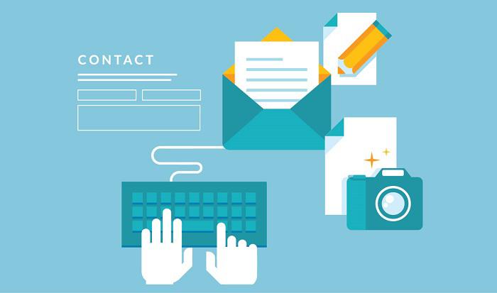 giao tiếp bán hàng online qua email