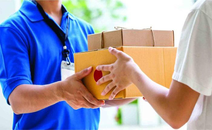 đảm bảo nhận đúng shipper để không bị đánh cắp hàng hóa