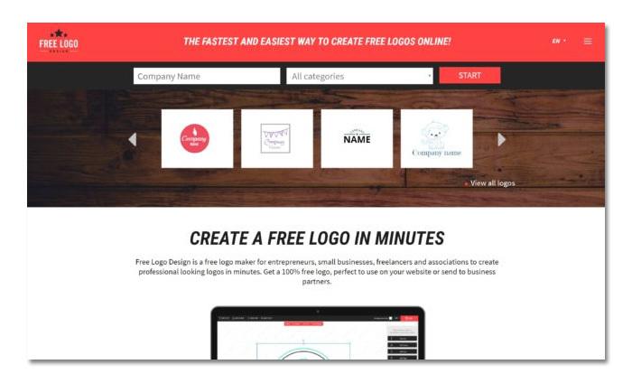 free logo design giúp bạn thiết kế logo phù hợp