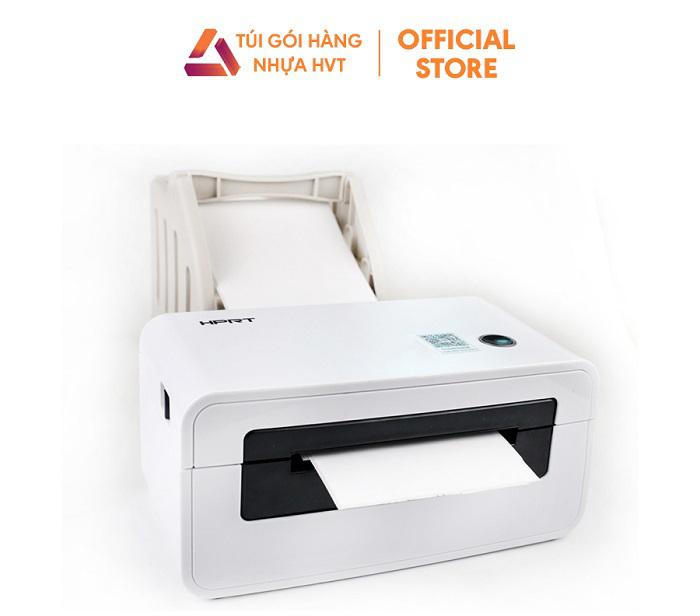 in và dán phiếu gửi hàng với máy in nhiệt