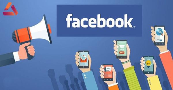 giao diện facebook bán hàng