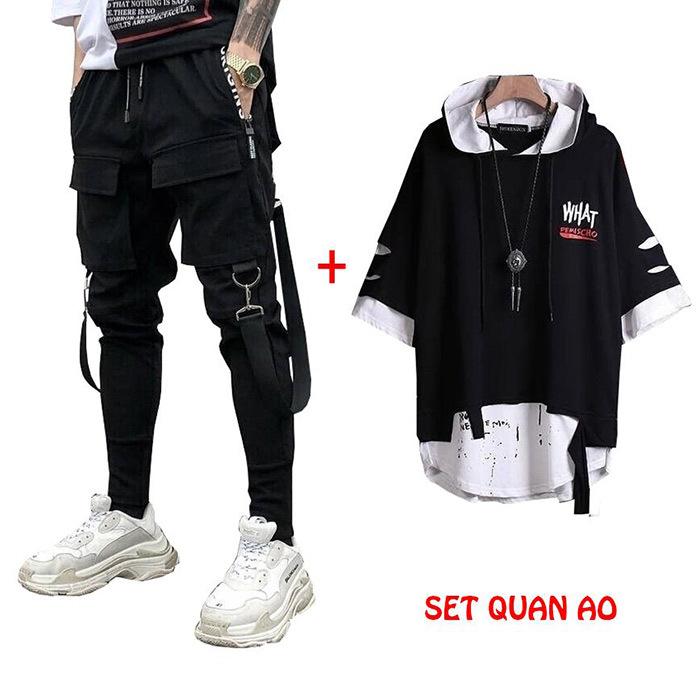 quần áo bán theo set