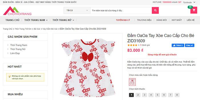 cách bán hàng quần áo trẻ em online hiệu quả trên forum
