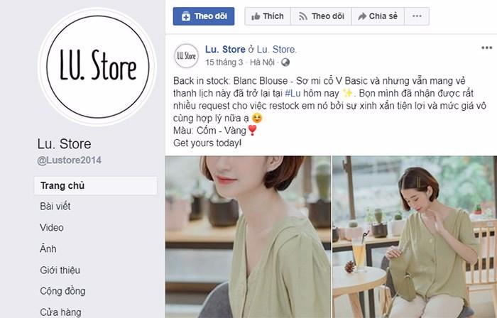 cách bán hàng hiệu quả trên fanpage