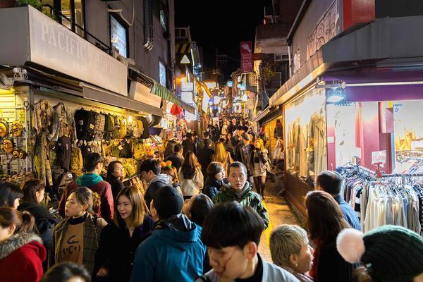 Cách lấy hàng quần áo bán online tại khu chợ Hàn Quốc