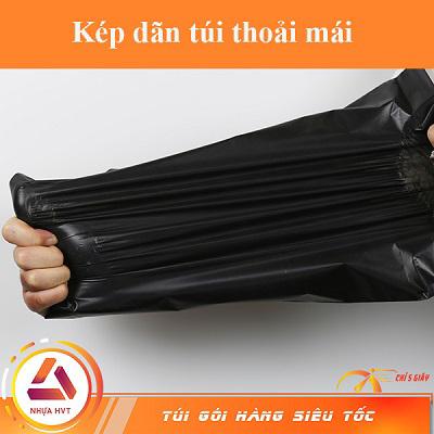 kéo túi đen không rách