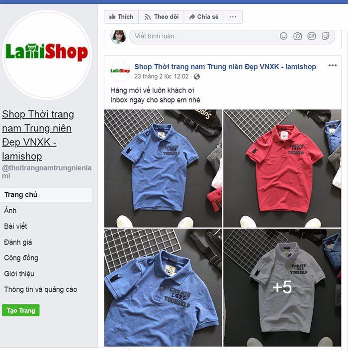 kế hoạch bán hàng trên facebook