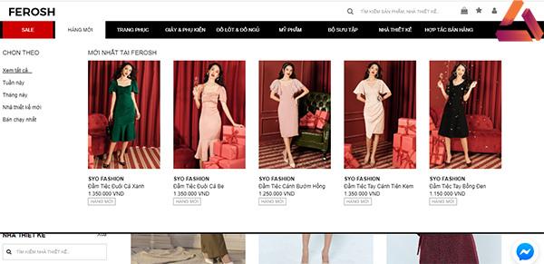 ảnh sản phẩm trên website