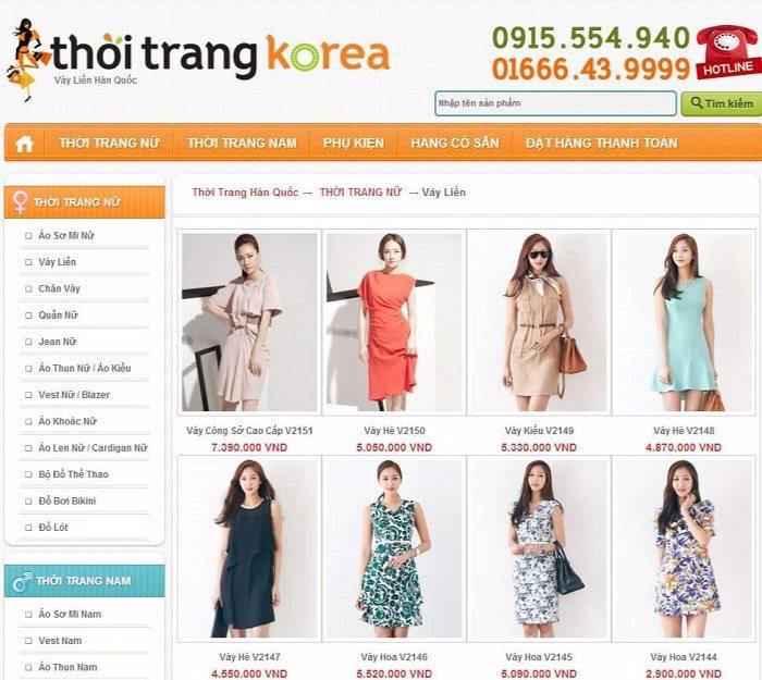 Chiến lược bán quần áo online bằng website