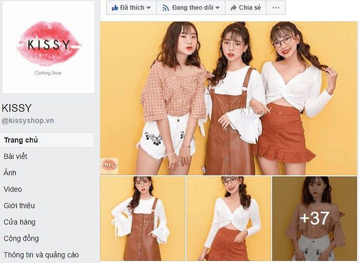 Chiến lược bán quần áo online bằng hình ảnh
