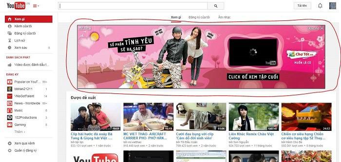 Chiến lược quảng cáo youtube