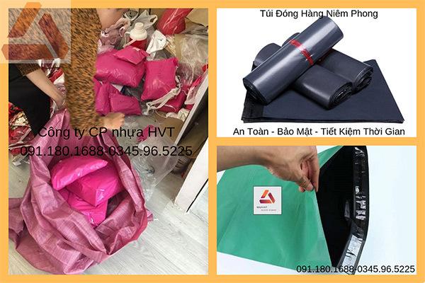 Túi đóng gói niêm phong, an toàn siêu tiết kiệm