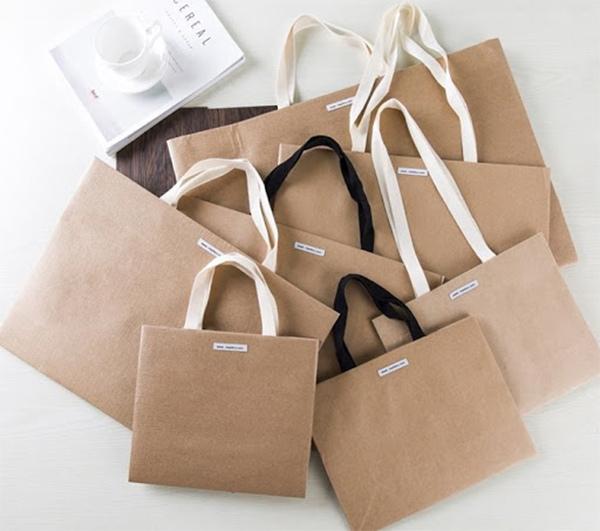 Túi giấy gói hàng