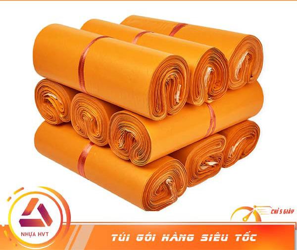 Túi niêm phong màu cam