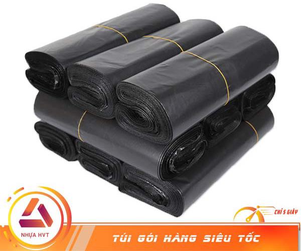 Túi niêm phong màu đen nhiều size