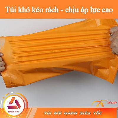 kéo túi cam không rách