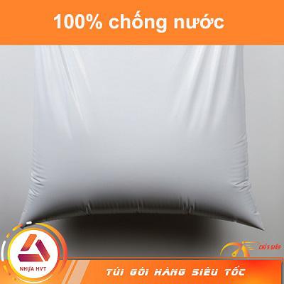 túi trắng đựng nước