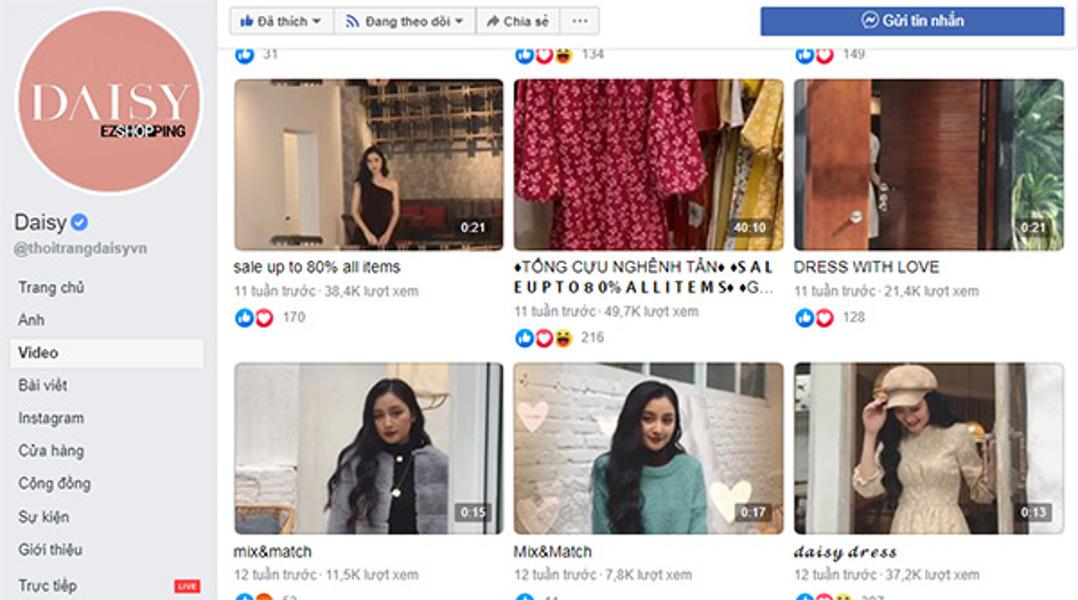 Cách đăng bài bán QUẦN ÁO online trên FACEBOOK TỪ A - Z