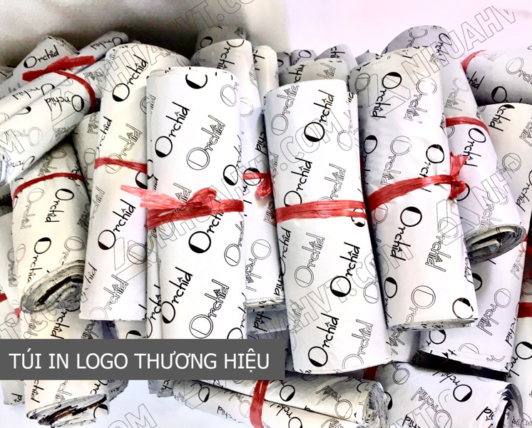 Những điều cần biết khi in logo thương hiệu lên túi gói hàng