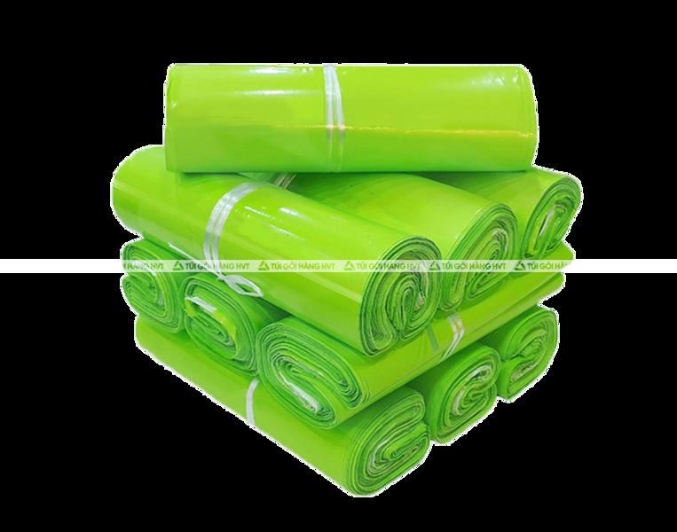 Túi đóng hàng COD - Xanh Neon - Size 35*45