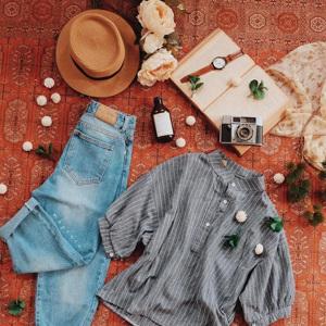 Cách chụp quần áo bán online ĐƠN GIẢN nhưng tạo ra sự KHÁC BIỆT
