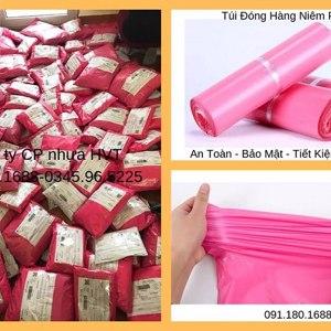 Túi bóng hồng gói hàng chắc chắn