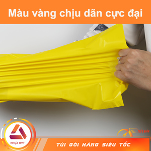 kéo dãn túi vàng 32x45 cm