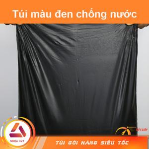 túi đen 17*30 chống thấm nước