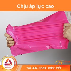 Túi nhựa PE khó kéo rách