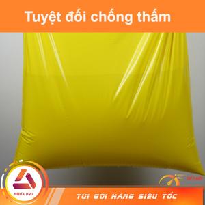 túi vàng 32x45 cm đựng nước