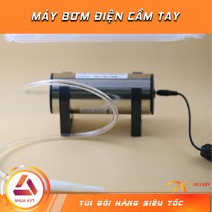 Máy bơm điện cầm tay Nhựa HVT