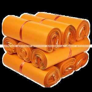 túi đóng hàng hvt màu cam size 17*30