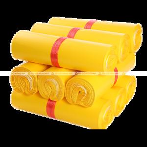 Túi gói hàng niêm phong - Vàng - Size 38*52