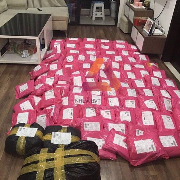 Túi đóng hàng quần áo HVT - Đóng gói đơn giản, đơn đi nhanh hơn